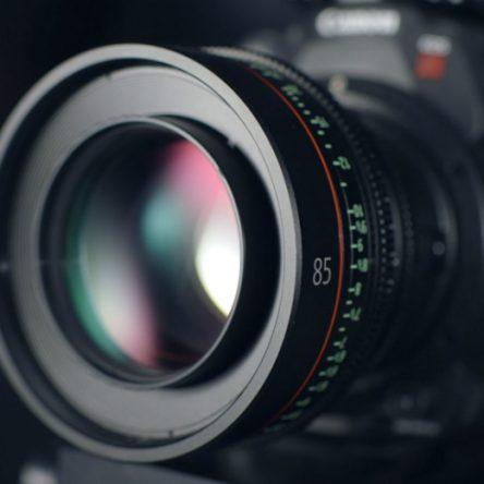 Cách nhận biết đường kính của ống kính máy ảnh