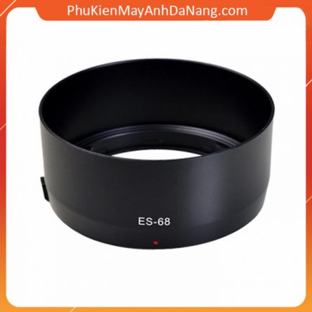 Loa che nắng Lens Hood ES-68 for Canon 50mm f/1.8 STM