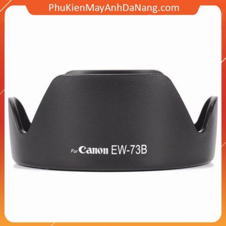 Lens Hood EW-73B For Canon (Đen) – Hàng Nhập Khẩu