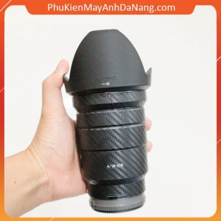 Loa che nắng lens hood cho ống kính Sony E PZ 18-105mm f/4 G OSS – hàng for